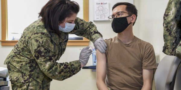 Pentagon to Announce Troop Deployment for COVID-19 Vaccination Effort