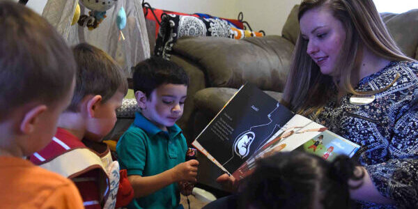 Air Force Struggling to Meet Demand for Child Care