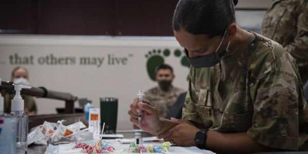 COVID-19 Shots to Be Mandatory Soon for Military; FDA Gives Full OK to Pfizer Vaccine